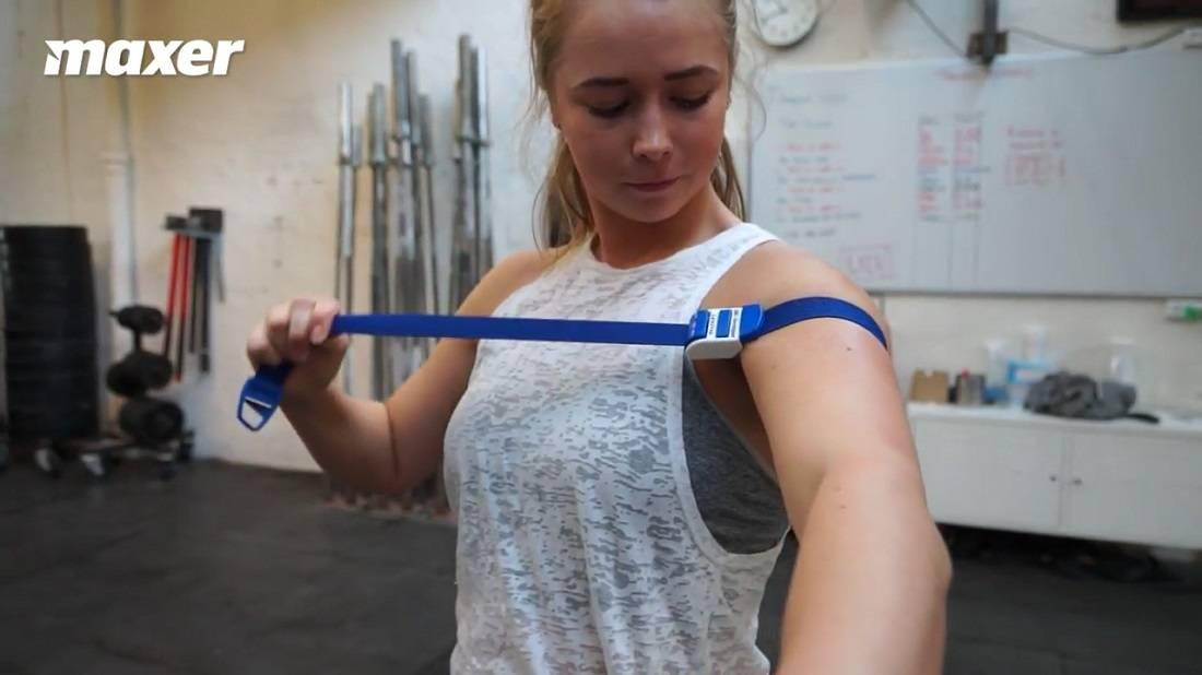 Okklusionstræning: effektiv træning - lette vægte | maxer.dk