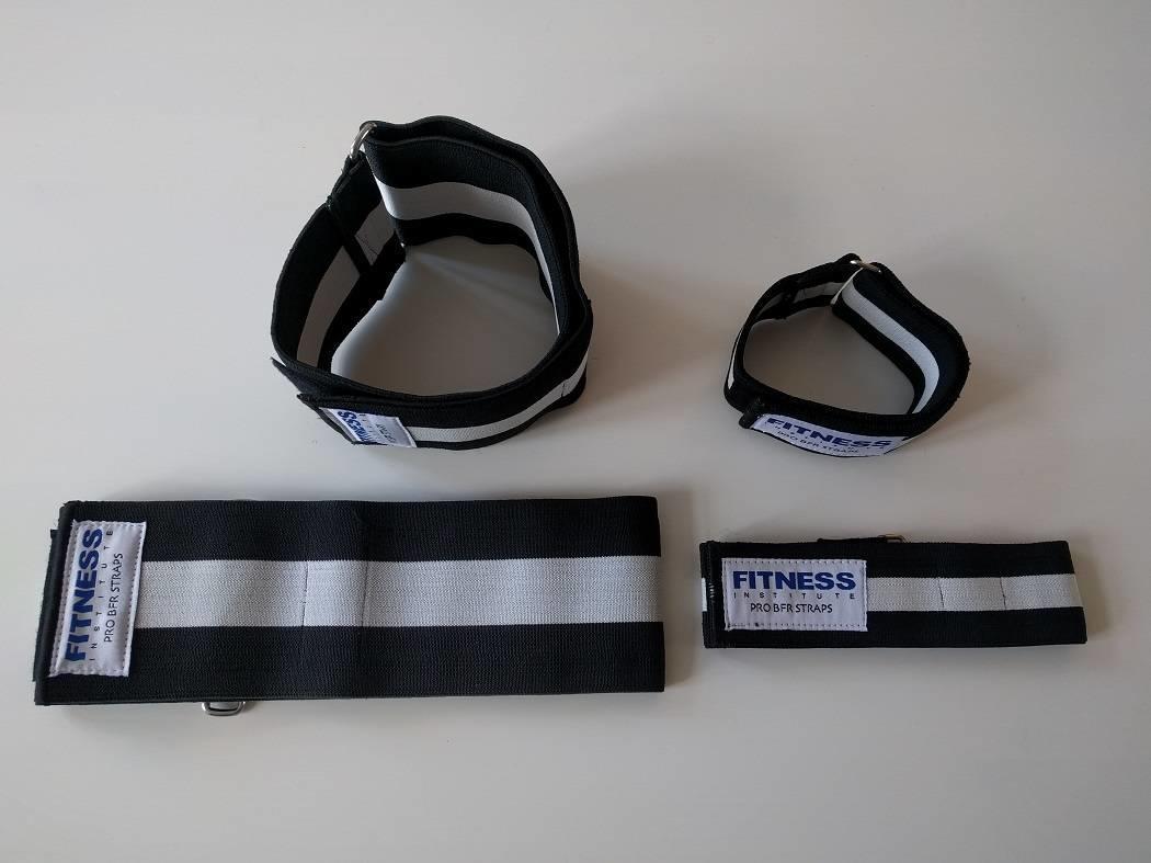 Fitness Institute uddanner personlige trænere, men sælger også udstyr til blood flow restriction.