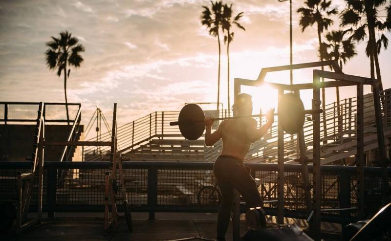 træningsprogram hele kroppen