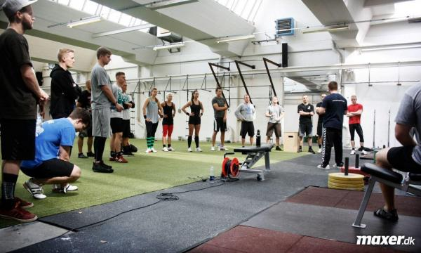 Workshop i squat, bænkpres og dødløft