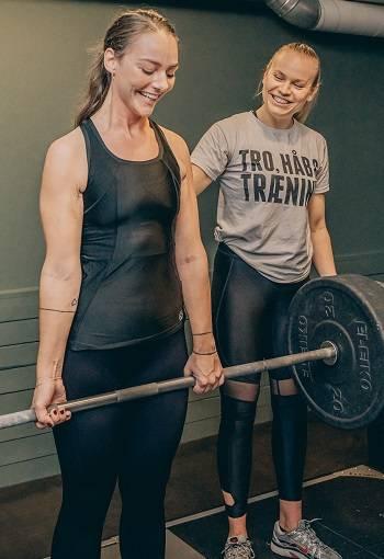 Personlig træning i københavn